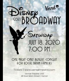 Disney Goes Broadway