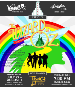 Wizard of Oz, Young Performers Ed